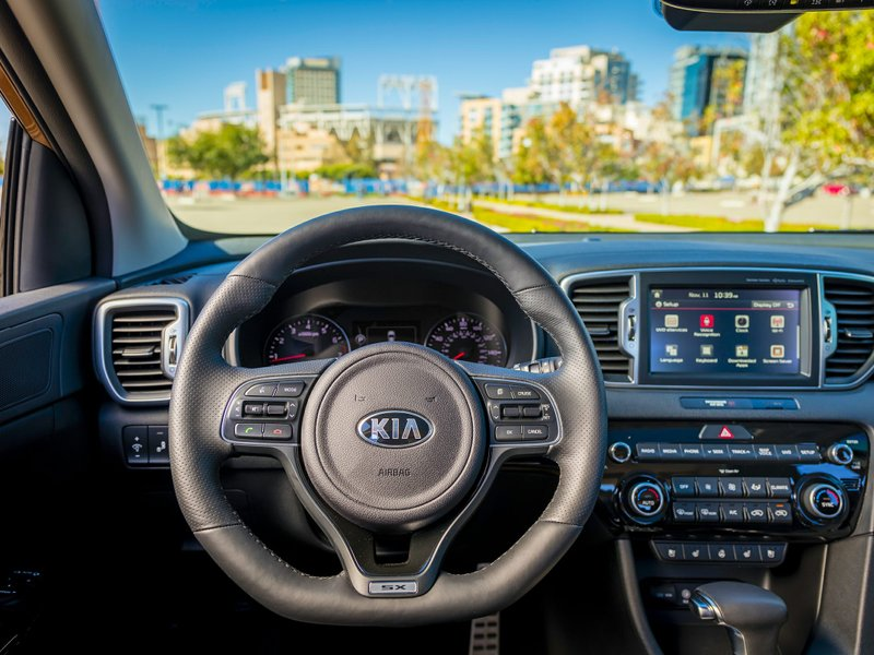 2019 Kia Sportage for sale in Kamloops, British Columbia