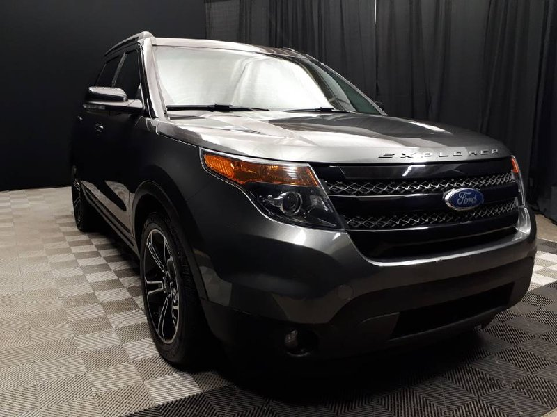 2015 Ford Explorer for sale in Edmonton, Alberta