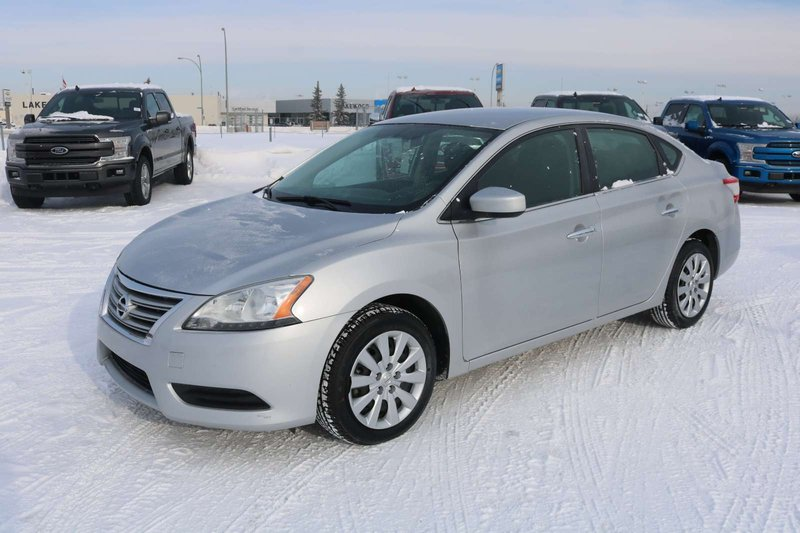 2015 Nissan Sentra for sale in Edmonton, Alberta