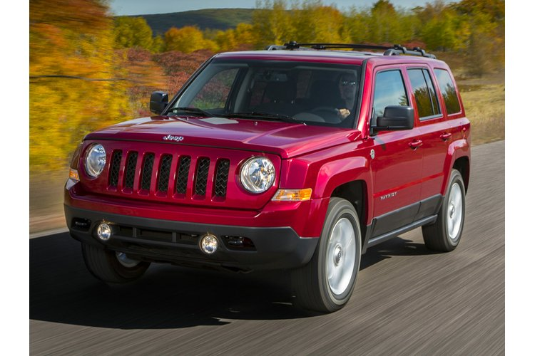 2017 Jeep Patriot Sport/North for sale in Edmonton, Alberta