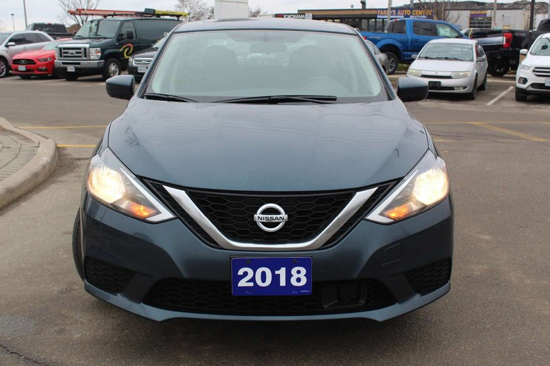 2018 Nissan Sentra for sale in Mississauga, Ontario