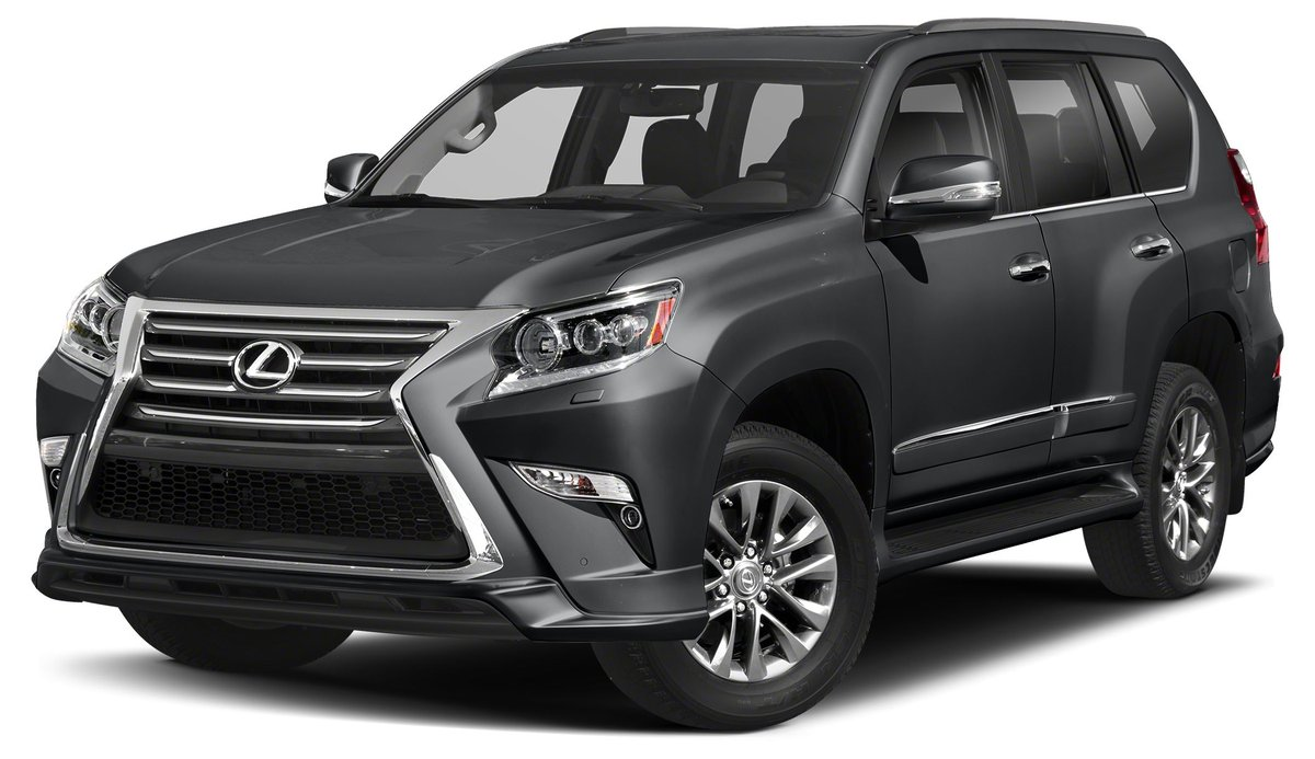 2018 Lexus GX 460 for sale in Calgary, Alberta