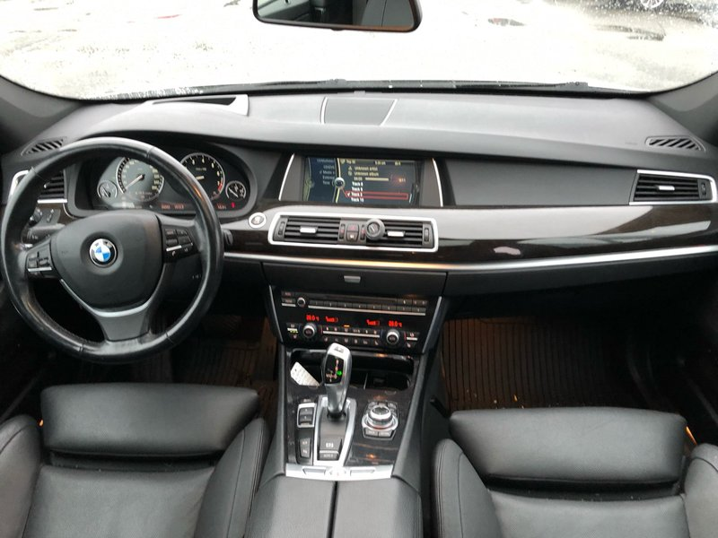 2010 BMW 5 Series Gran Turismo for sale in Campbell River, British Columbia