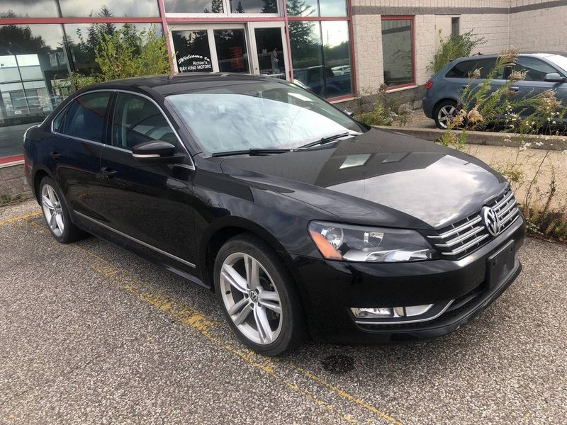 2015 Volkswagen Passat for sale in Hamilton, Ontario