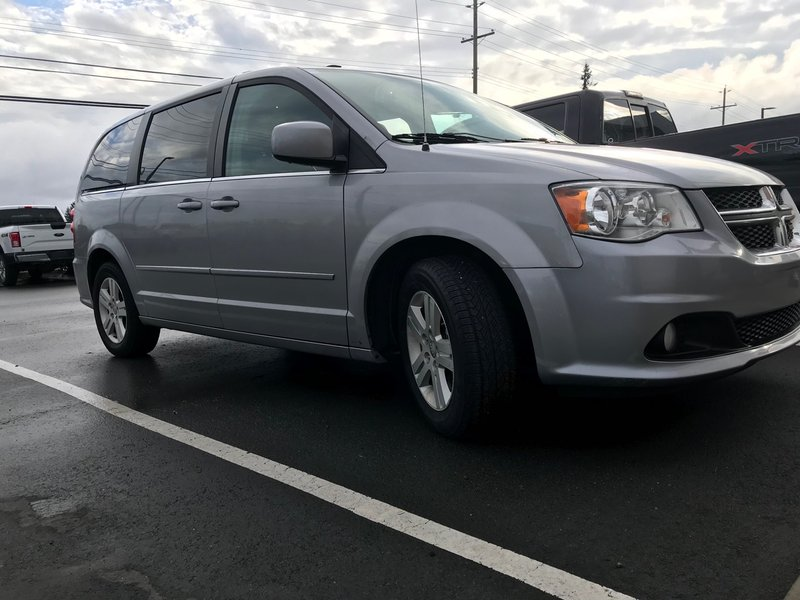 2017 Dodge Grand Caravan for sale in Campbell River, British Columbia