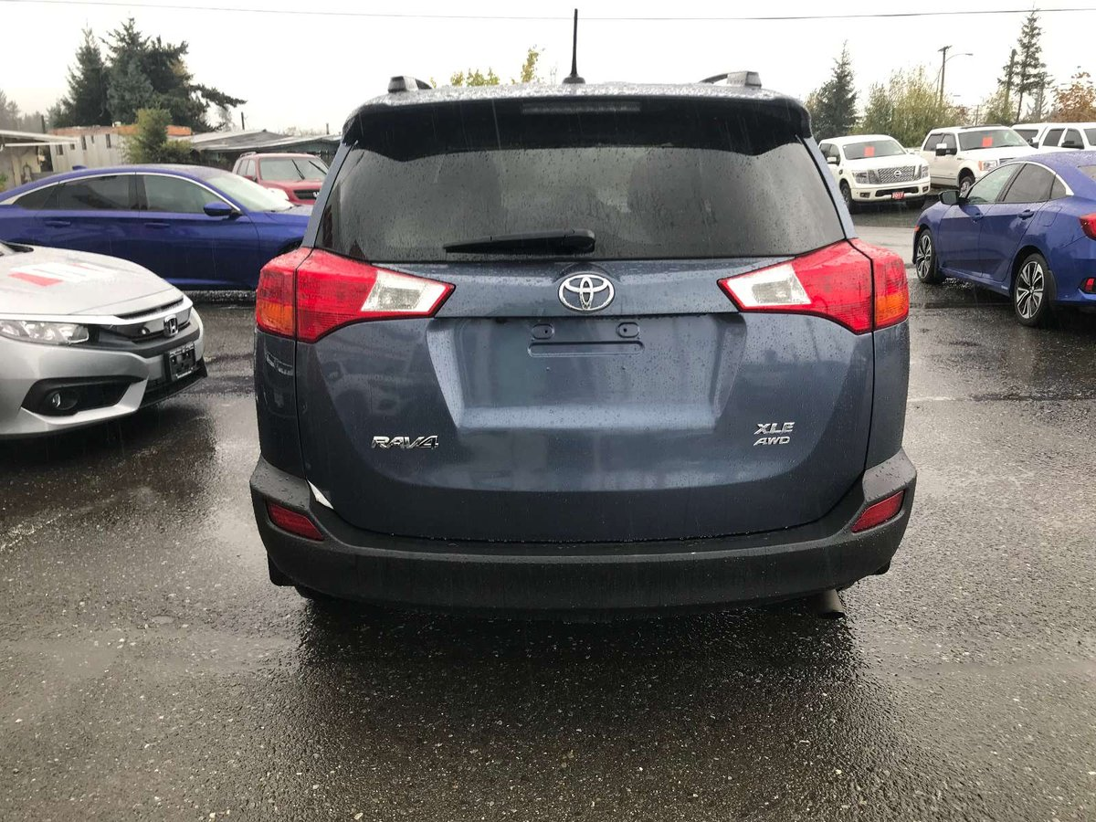 2014 Toyota RAV4 for sale in Campbell River, British Columbia