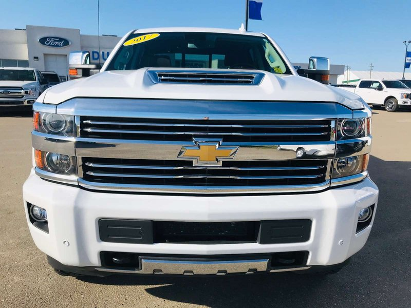2017 Chevrolet Silverado 2500HD for sale in Bonnyville, Alberta