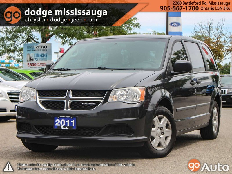 2011 Dodge Grand Caravan for sale in Mississauga, Ontario