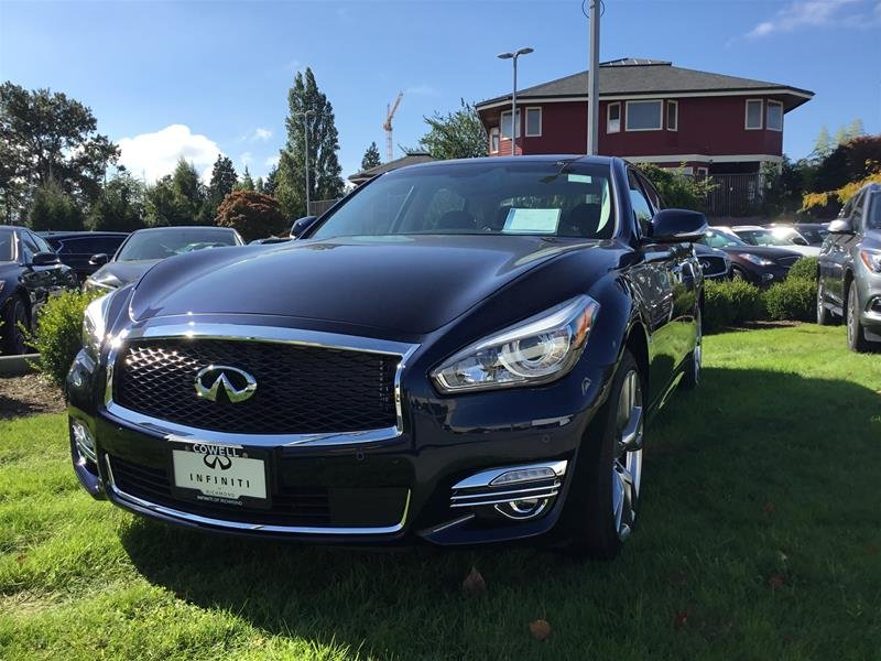 2019 Infiniti Q70L for sale in Richmond, British Columbia
