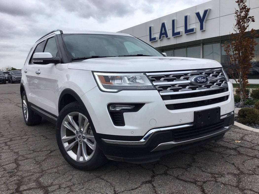 2018 Ford Explorer for sale in Tilbury