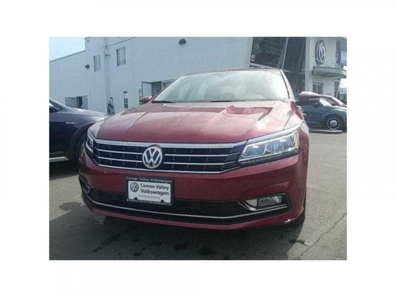 2018 Volkswagen Passat for sale in Courtenay, British Columbia