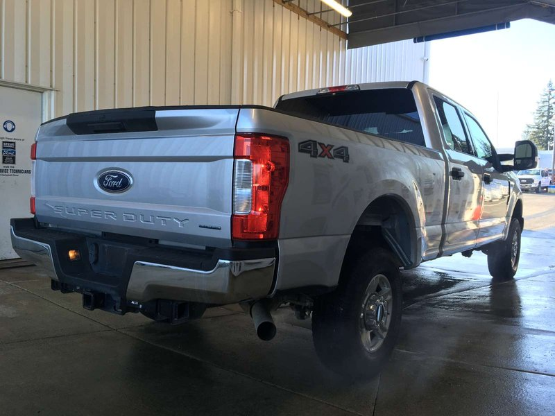 2017 Ford Super Duty F-250 SRW for sale in Campbell River, British Columbia