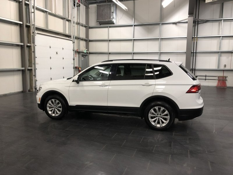 2018 Volkswagen Tiguan for sale in Winnipeg, Manitoba
