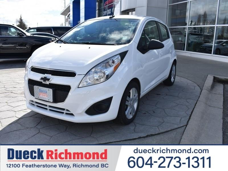 2014 Chevrolet Spark for sale in Richmond, British Columbia