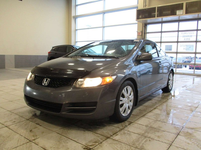 2009 Honda Civic Coupe for sale in Red Deer, Alberta