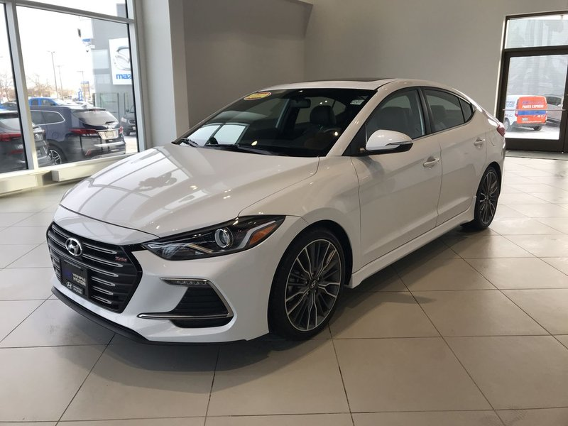 2017 Hyundai Elantra for sale in Winnipeg, Manitoba