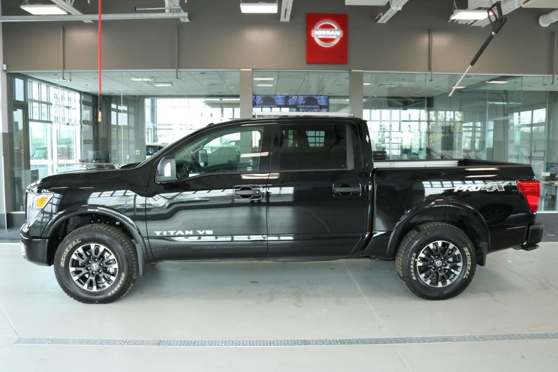 2018 Nissan Titan for sale in Cochrane, Alberta
