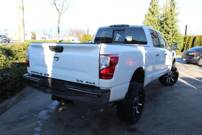 2018 Nissan Titan XD for sale in Langley, British Columbia