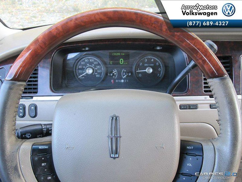 2008 Lincoln Town Car for sale in Cranbrook, British Columbia