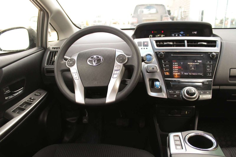 2017 Toyota Prius v for sale in Edmonton, Alberta