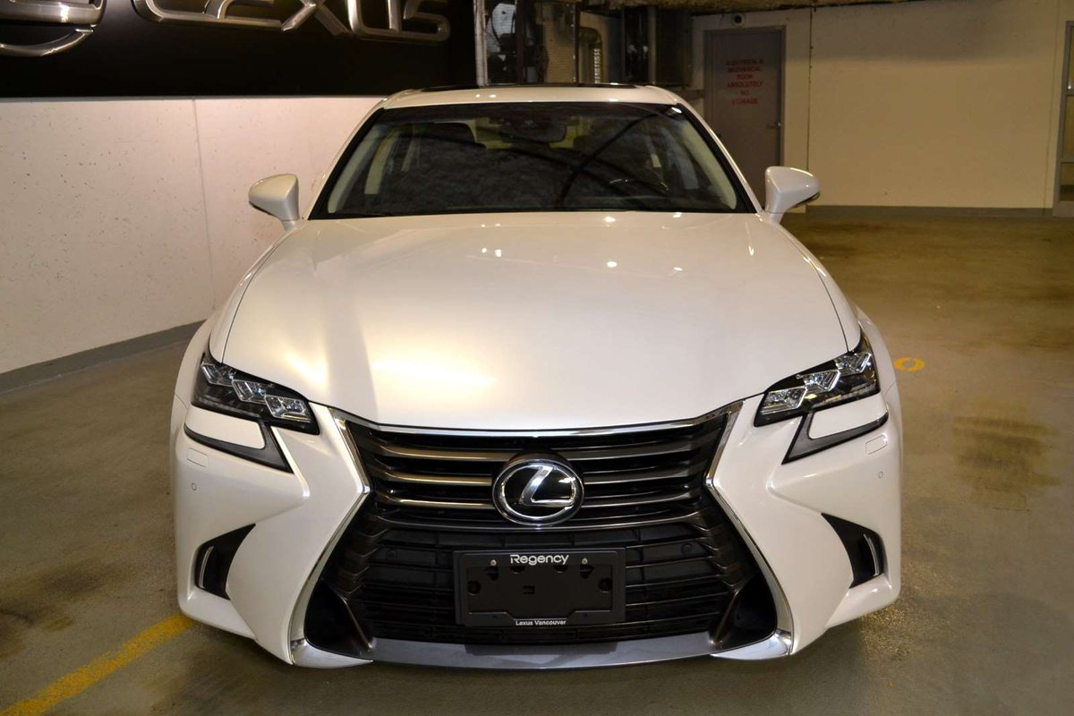 2016 Lexus GS 350 for sale in Vancouver, British Columbia