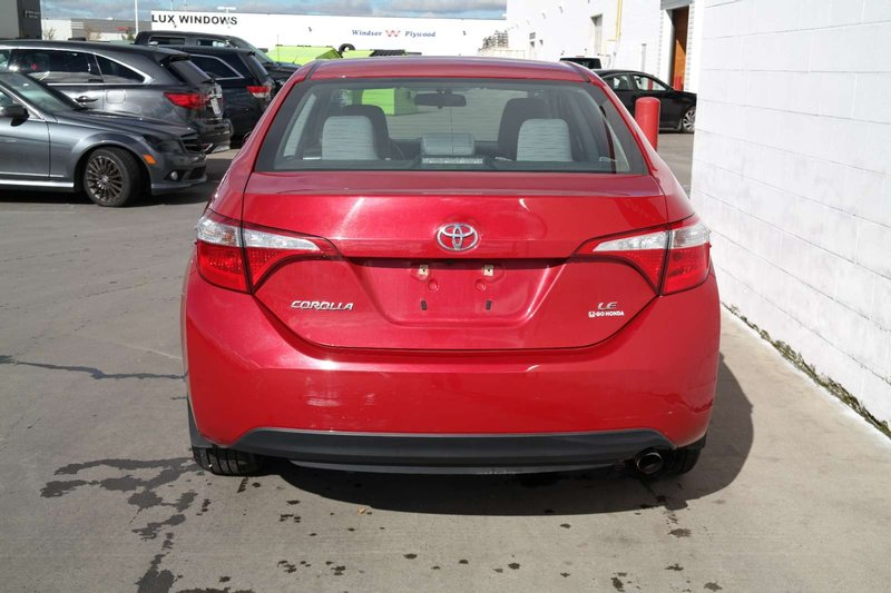 2016 Toyota Corolla for sale in Edmonton, Alberta