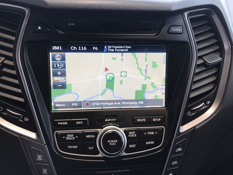 2015 Hyundai Santa Fe XL for sale in Winnipeg, Manitoba