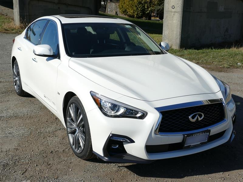2019 Infiniti Q50 for sale in Richmond, British Columbia
