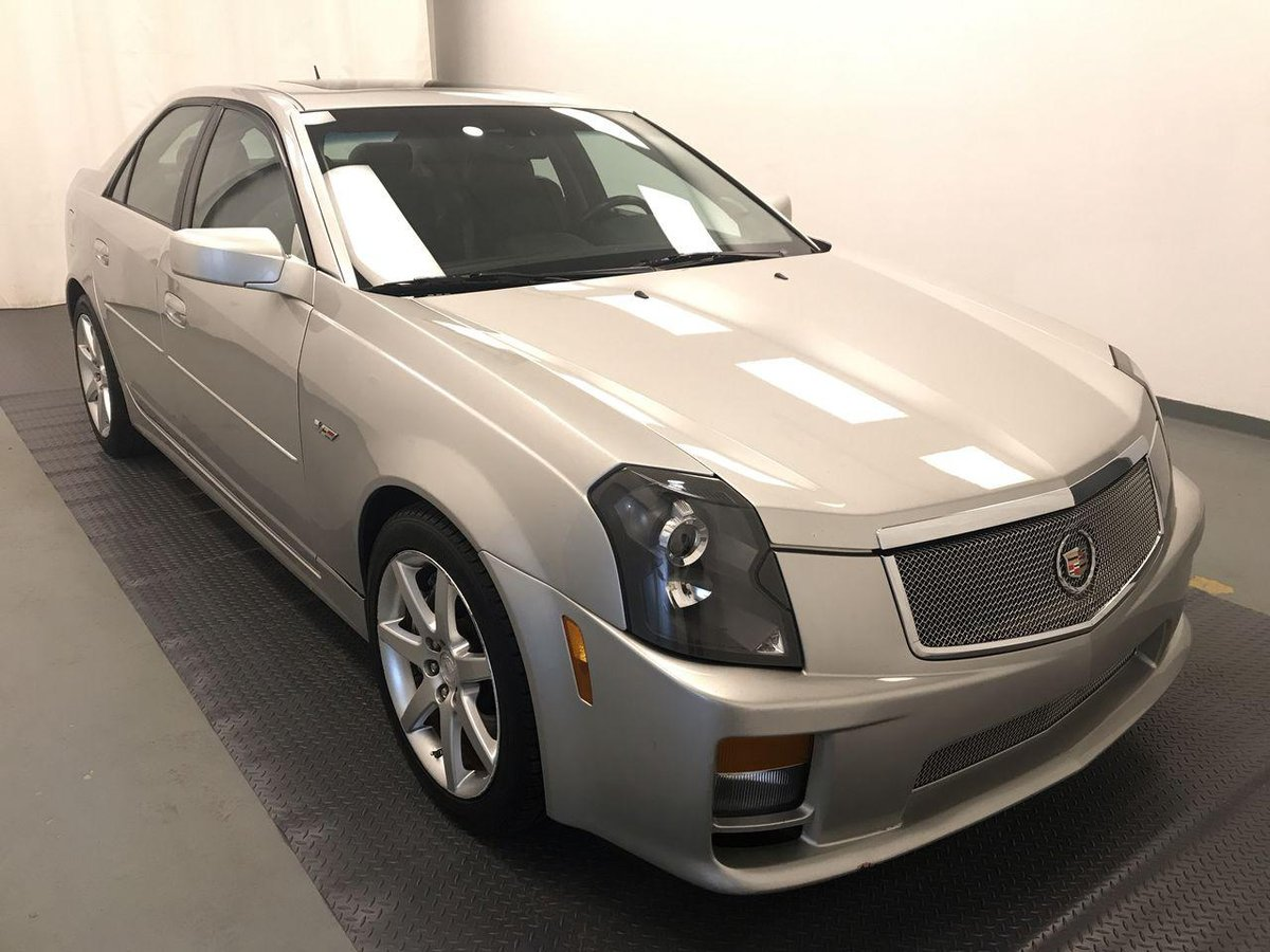 2005 Cadillac CTS-V for sale in Lethbridge