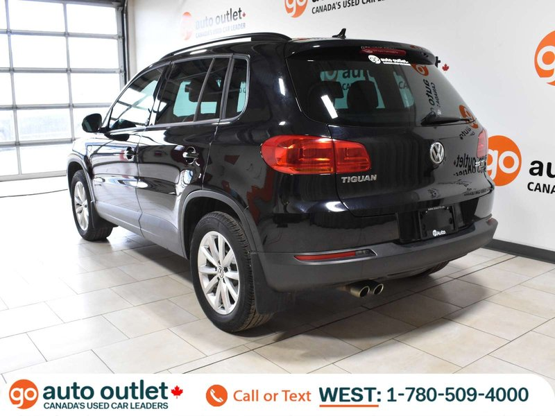 2017 Volkswagen Tiguan for sale in Edmonton, Alberta
