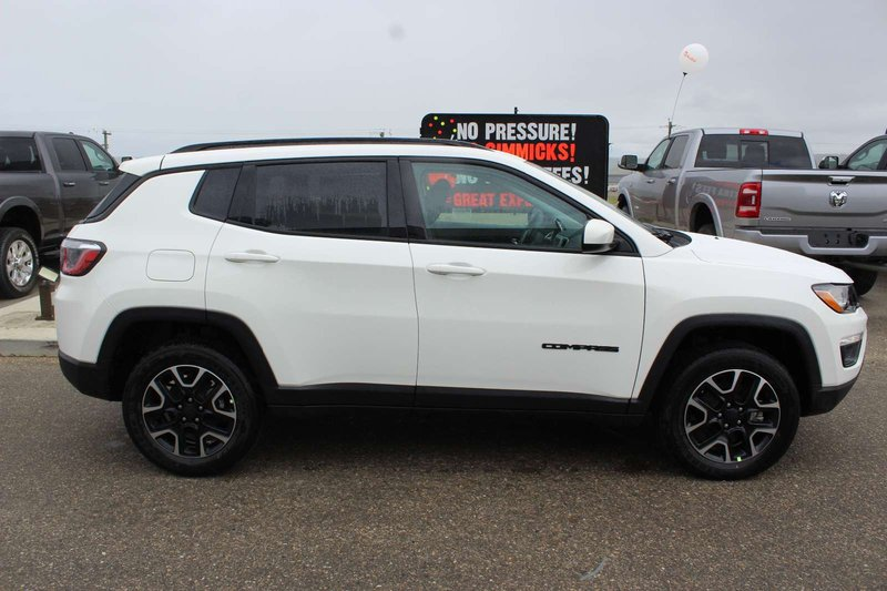 2019 Jeep Compass for sale in Peace River, Alberta