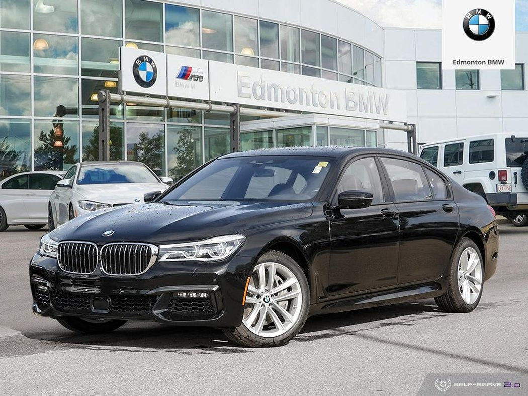 2019 Bmw 7 Series For Sale In Edmonton