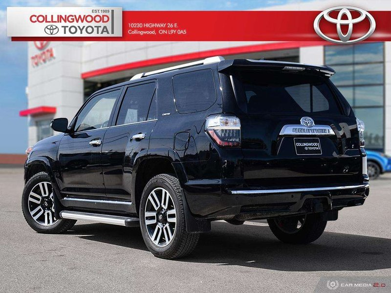 2017 Toyota 4Runner for sale in Collingwood, Ontario