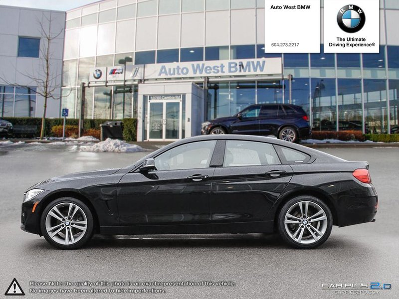 2016 BMW 4 Series for sale in Richmond, British Columbia