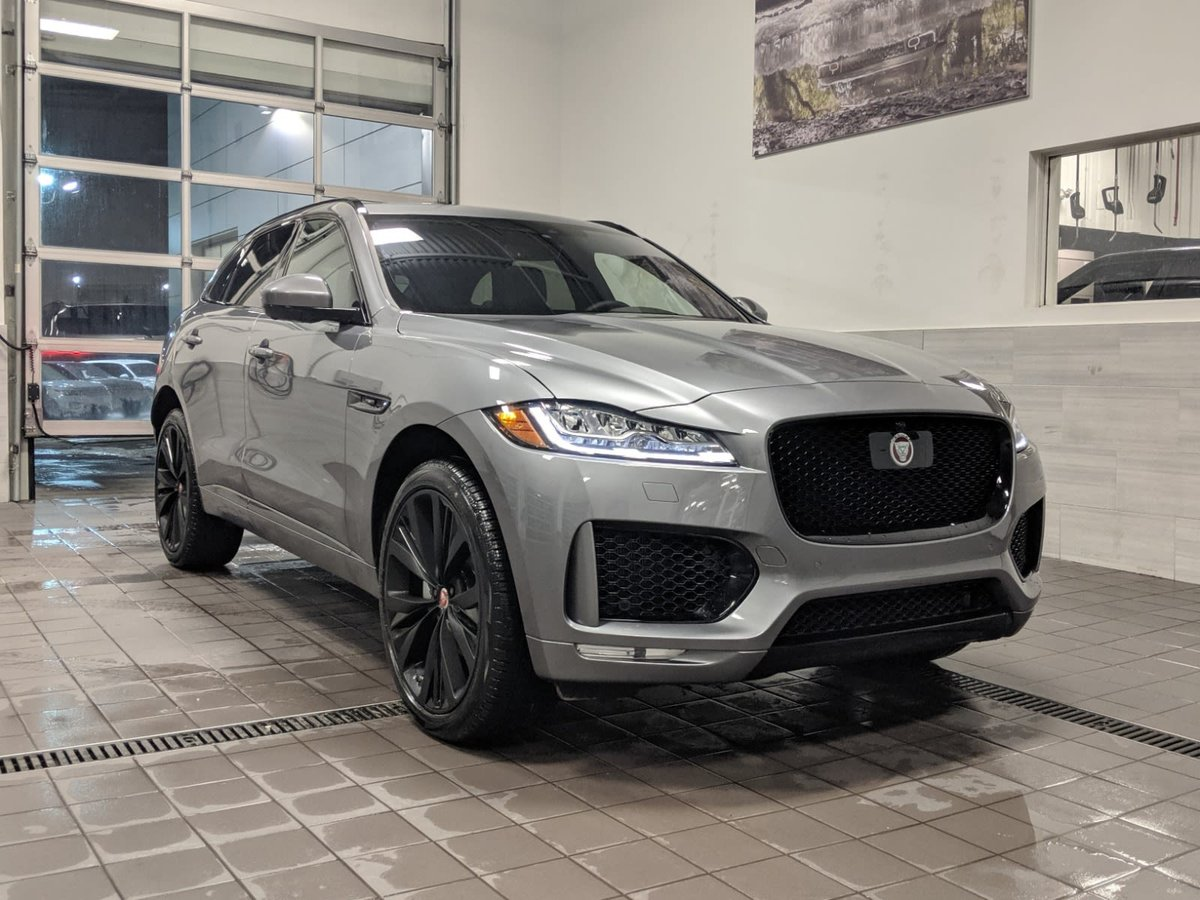 2020 Jaguar F Pace For Sale In Calgary