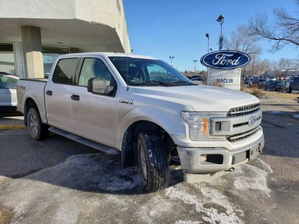 2018 Ford F-150 for sale in Calgary