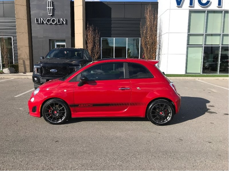 2013 Fiat 500 for sale in Chatham, Ontario