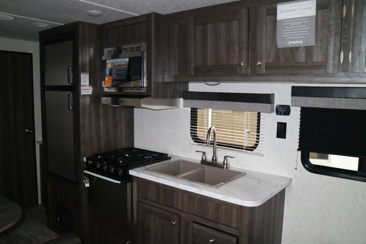 2019 Highland Ridge OPEN RANGE 26BH  Only $111 biweekly OAC. New travel trailer, sleeps 8, with bunk beds!  for sale in Leduc, Alberta