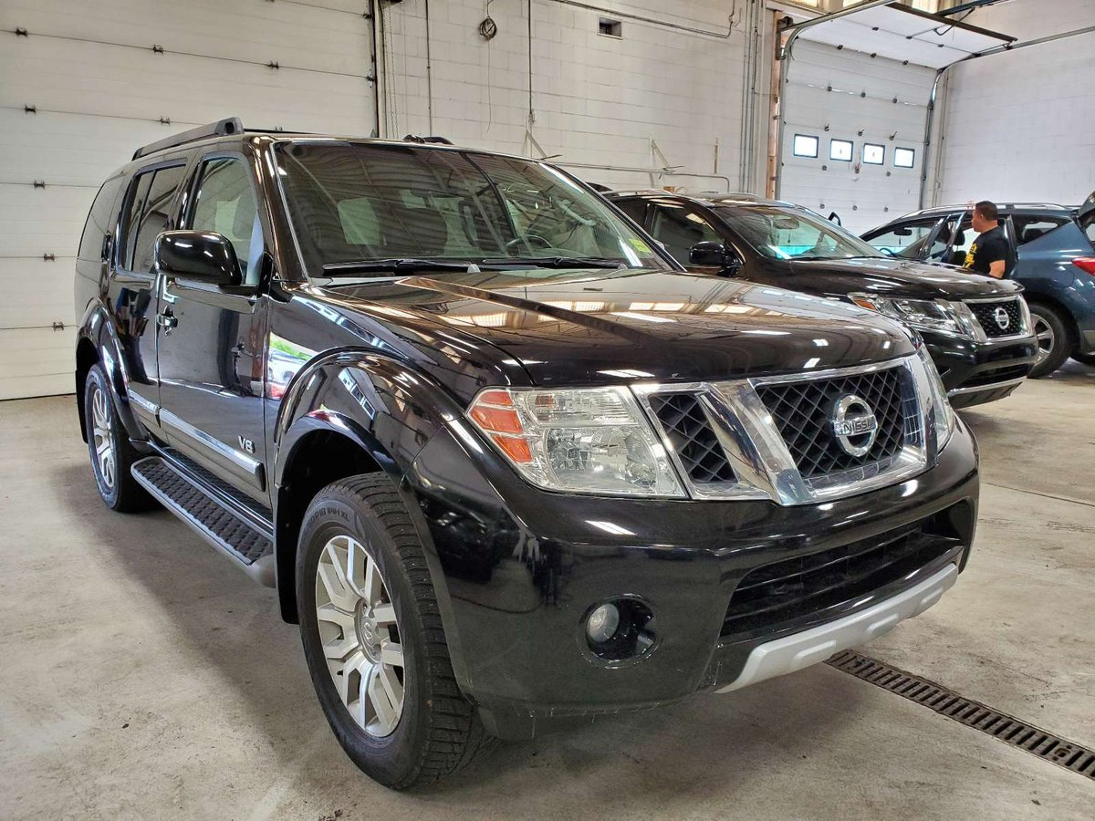 2008 Nissan Pathfinder For Sale >> 2008 Nissan Pathfinder For Sale In Calgary