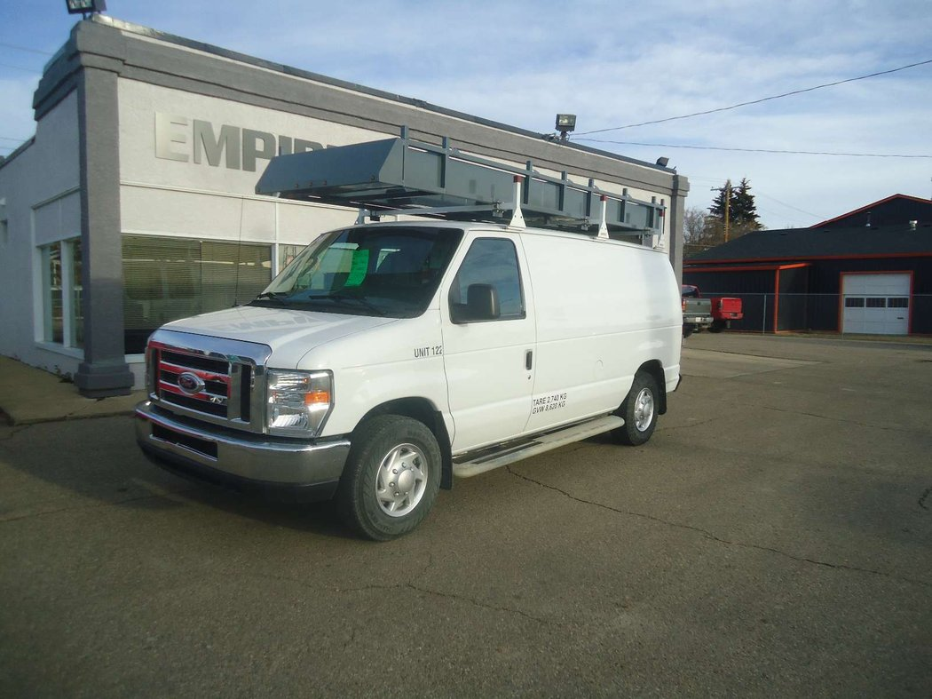 2014 ford econoline cargo van for sale in lacombe alberta
