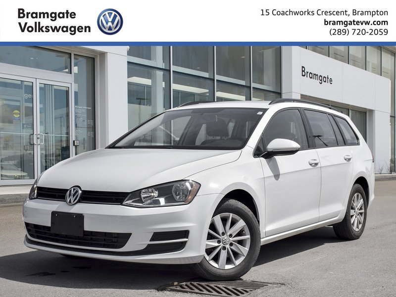 2015 Volkswagen Golf Sportwagon for sale in Brampton, Ontario