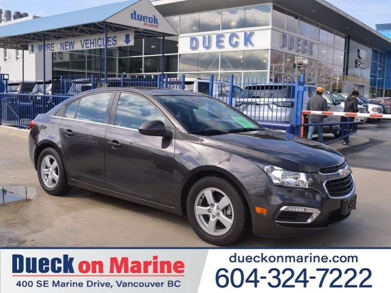 2015 Chevrolet Cruze for sale in Vancouver, British Columbia