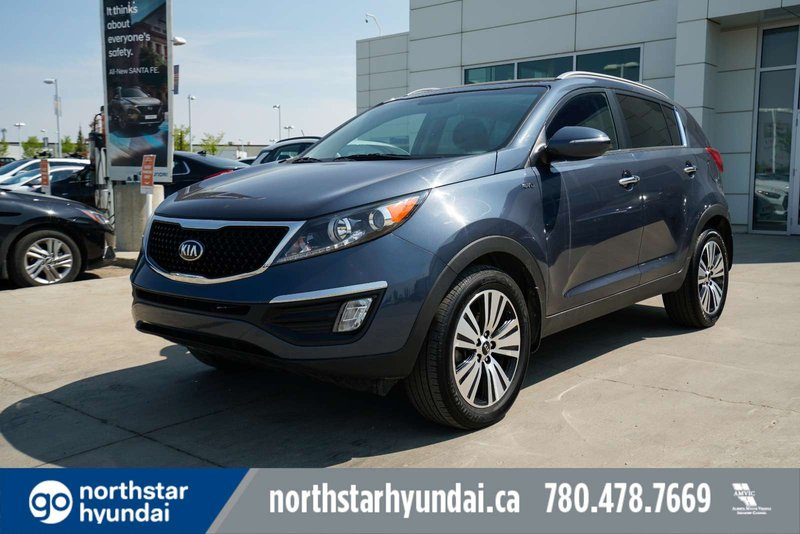 2014 Kia Sportage for sale in Edmonton, Alberta