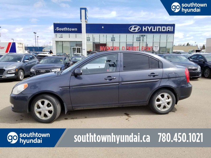 2009 Hyundai Accent for sale in Edmonton, Alberta