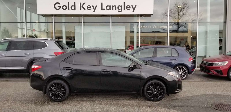 2015 Toyota Corolla for sale in Langley, British Columbia