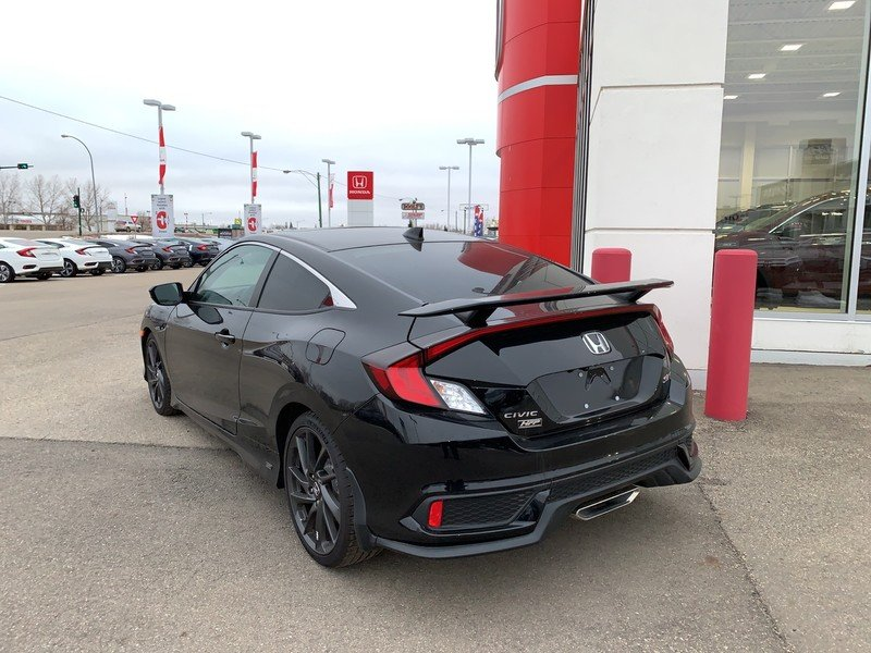 2018 Honda Civic Coupe for sale in Moose Jaw, Saskatchewan