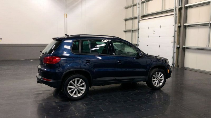 2017 Volkswagen Tiguan for sale in Winnipeg, Manitoba