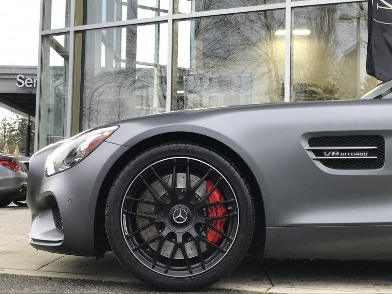 2016 Mercedes-Benz AMG GT for sale in Surrey, British Columbia