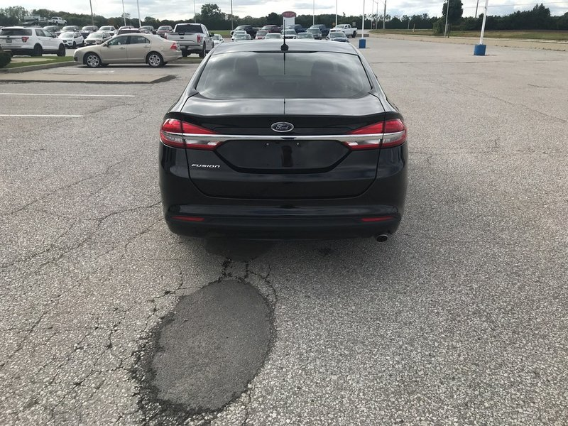 2017 Ford Fusion for sale in Leamington, Ontario