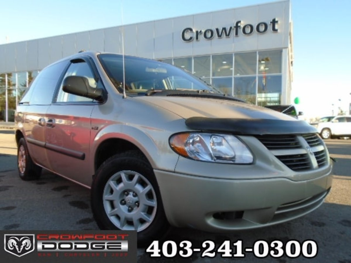2005 Dodge Caravan for sale in Calgary, Alberta